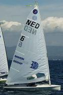 Grand Voile d'Europe en Dacron Tnf